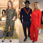Stella McCartney Celebrates The Official Opening of 23 Old Bond Street