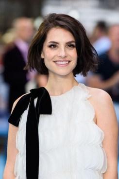 Charlotte Riley In Oscar de la Renta