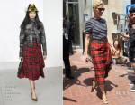 Gretchen Mol In Michael Kors Collection - 2018 Comic-Con