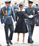 Meghan, Duchess of Sussex In Christian Dior Haute Couture - RAF Centenary