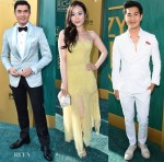 'Crazy Rich Asians' LA Premiere