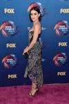 Lucy Hale In Mary Katrantzou - 2018 Teen Choice Awards