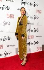 Regina Hall In Diane von Furstenberg - 'Support The Girls' LA Premiere