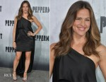 Jennifer Garner In Narciso Rodriguez - 'Peppermint' LA Premiere