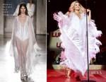 Rita Ora In Alberta Ferretti Couture - Unicef Summer Gala