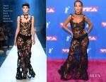 Rita Ora In Jean Paul Gaultier Haute Couture - 2018 MTV VMAs