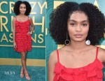 Yara Shahidi In Prada - 'Crazy Rich Asians' LA Premiere