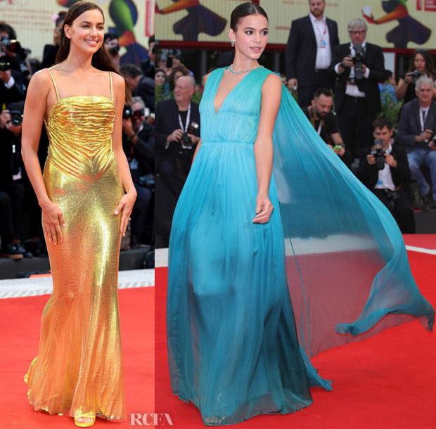 'A Star Is Born' Venice Film Festival Premiere