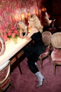 Claudia Schiffer for AQUAZZURA Cocktail & Dinner Party