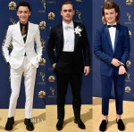 2018 Emmy Awards Menswear Roundup