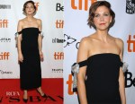 Maggie Gyllenhaal In Oscar de la Renta - 'The Kindergarten Teacher' Toronto International Film Festival