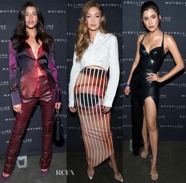 Maybelline x New York Fashion Week XIX Party
