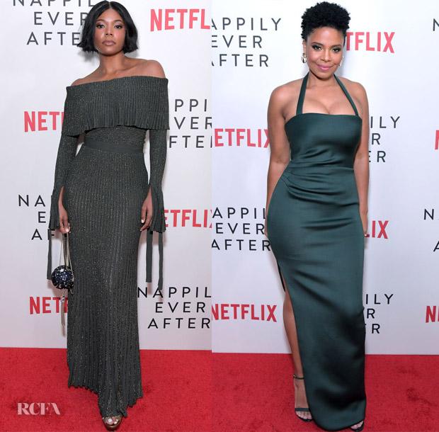 Netflix's 'Nappily Ever After' LA Premiere