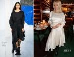 Rita Ora In Preen by Thornton Bregazzi - 'Women In Harmony' Dinner