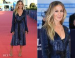 Sarah Jessica Parker In Prabal Gurung - 'Here And Now' Deauville American Film Festival Premiere
