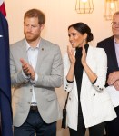 Meghan, Duchess of Sussex in L'Agence