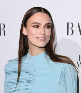Keira Knightley In Givenchy - 2018 Harper's Bazaar Women of the Year Awards