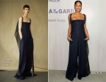Laura Harrier In The Row - Hammer Museum 16th Annual Gala In The Garden