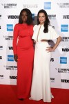 Michelle Rodriguez In Julianna Bass - 'Widows' London Film Festival Premiere