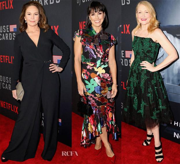 Netflix's 'House of Cards' Season 6 Premiere