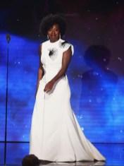 Viola Davis In Bibhu Mohapatra - 2018 British Academy Britannia Awards