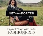 15% off at NET-A-PORTER