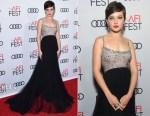 Cailee Spaeny In Miu Miu - 'On The Basis Of Sex' AFI FEST Gala Screening