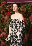 Claire Foy In Alexander McQueen - 2018 Evening Standard Theatre Awards