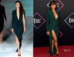 Kat Graham In Chalayan - People's Choice Awards 2018