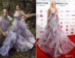 Rita Ora In Marchesa, Ashton Michael & Julien Macdonald - ARIA Awards 2018