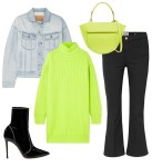 The Most Stylish Way To Wear Neon