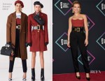Scarlett Johansson In Versace - People's Choice Awards 2018