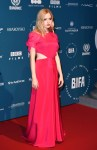 Ellie Bamber In Salvatore Ferragamo - 2018 British Independent Film Awards