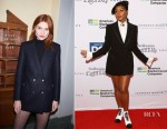 Fashion Blogger Catherine Kallon feature the Janelle Monae In Blazé Milano - Smithsonian Magazine's 2018 American Ingenuity Awards