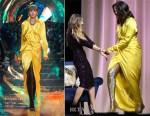 Fashion Blogger Catherine Kallon features Michelle Obama In Balenciaga & Balmain - 'Becoming' Book Tour
