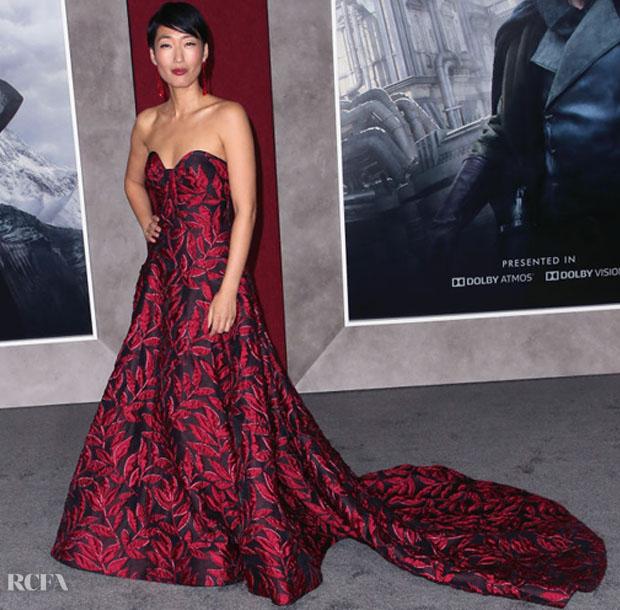 'Mortal Engines' LA Premiere