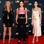 Fashion Blogger Catherine Kallon feature the Premiere Of Netflix's 'Dumplin'