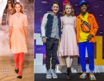 Fashion Blogger Catherine Kallon feature Sadie Sink In Gucci - Netflix At Sao Paulo Comic Con 2018