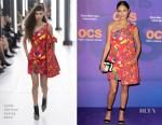 Fashion Blogger Catherine Kallon feature Thandie Newton In Louis Vuitton - OCS 10th Anniversary