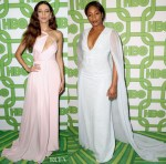 Fashion Blogger Catherine Kallon features HBO's Official Golden Globe Awards After Party