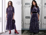 Fashion Blogger Catherine Kallon features Jenna Coleman In Chloe - Build Series: 'Victoria'