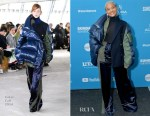 Fashion Blogger Catherine Kallon features Kiersey Clemons In Sacai -'Sweetheart' Sundance Film Festival Premiere