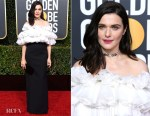 Fashion Blogger Catherine Kallon features Rachel Weisz In Celine - 2019 Golden Globe Awards