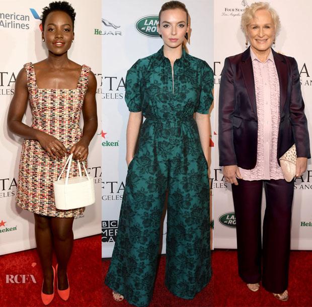 Fashion Blogger Catherine Kallon features The BAFTA Los Angeles Tea Party
