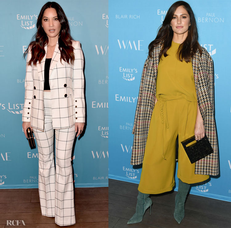 Fashion Blogger Catherine Kallon features EMILY's List 2nd Annual Pre-Oscars Event
