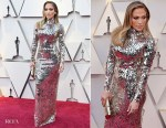 Jennifer Lopez In Tom Ford - 2019 Oscars