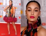 Fashion Blogger Catherine Kallon features Jorja Smith In 16Arlington - The BRIT Awards 2019