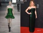 Fashion Blogger Catherine Kallon features Melanie Thierry In Celine - Cesar Film Awards 2019
