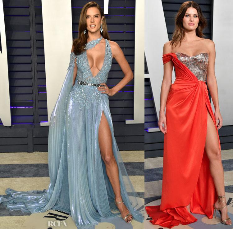 Models @ The 2019 Vanity Fair Party2