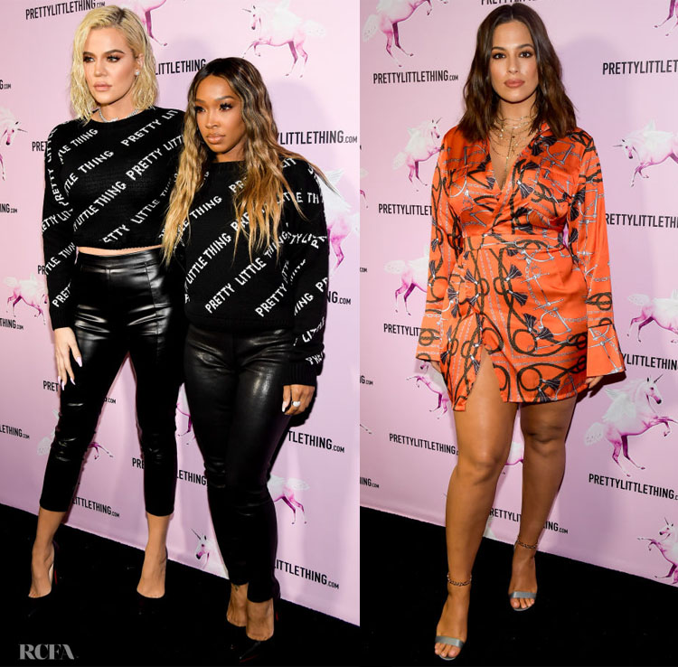 •Fashion Blogger Catherine Kallon features PrettyLittleThing LA Office Opening Party